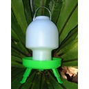 Poultry Drinker - 2.5l ball type with legs