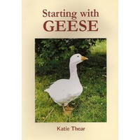 Starting with Geese / Katie Thear
