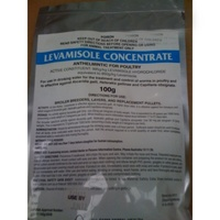 Levamisole Concentrate 100g Poultry Wormer