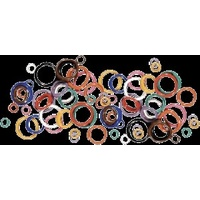 Spiral legband - Size 6 (9.5mm or 3/8